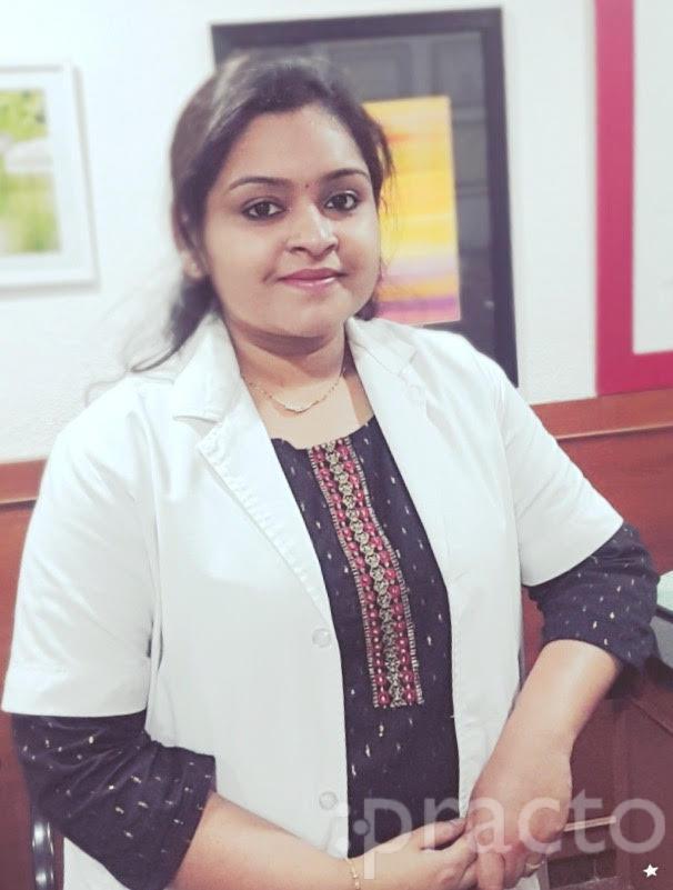 Dr. Preethi Udhayaraja - Dentist
