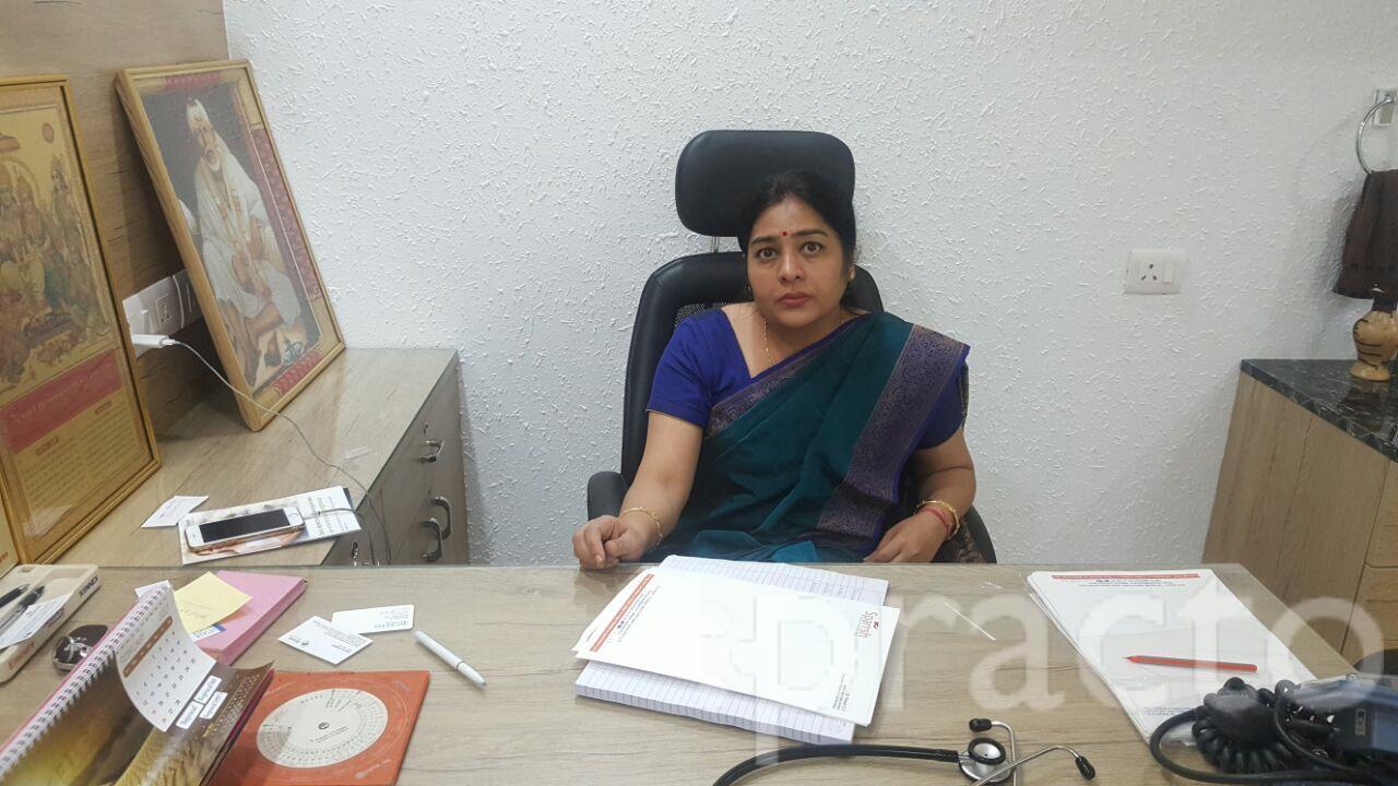 Dr. Preeti Singh - Gynecologist/Obstetrician
