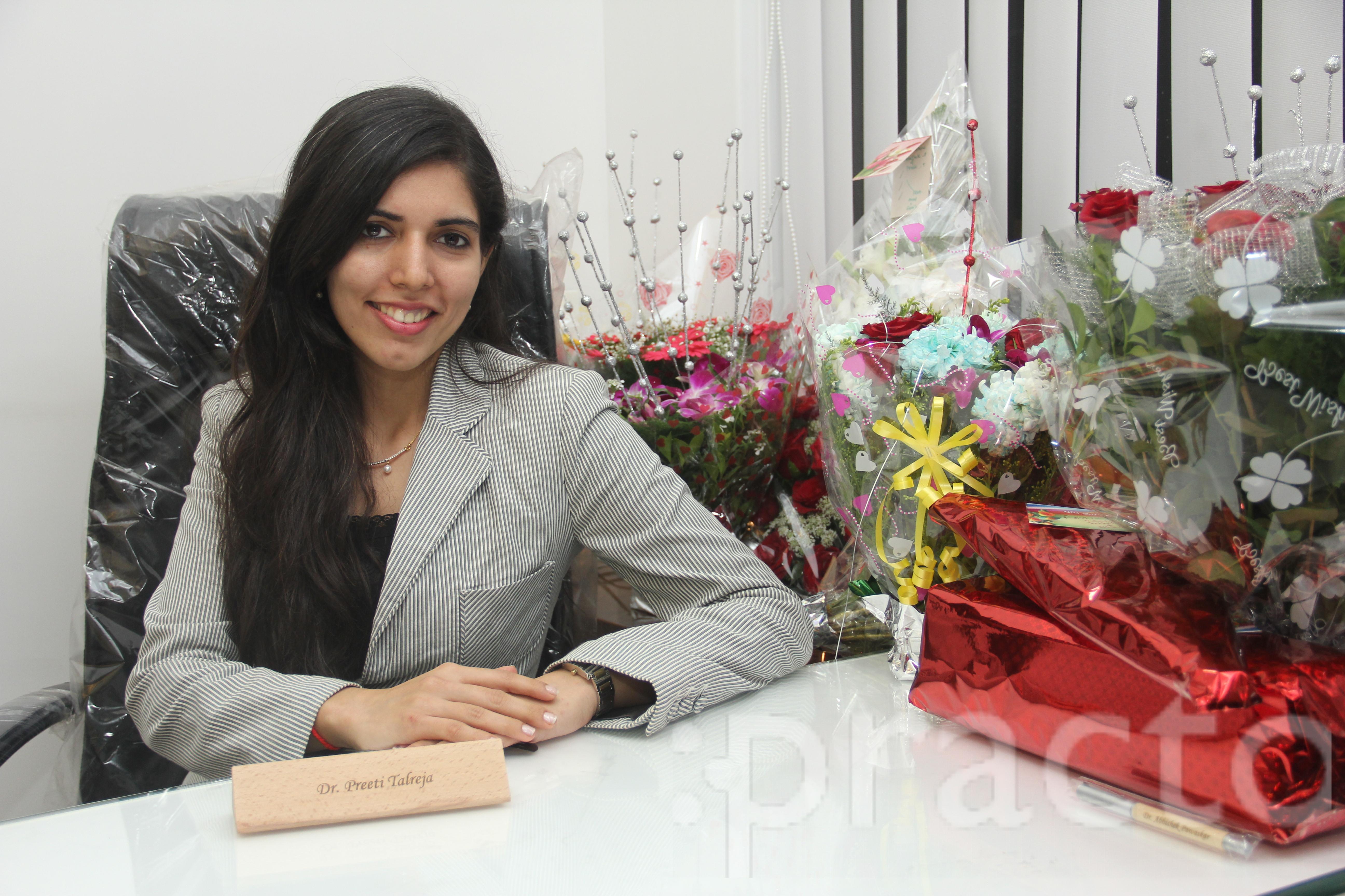 Dr. Preeti Talreja - Dentist