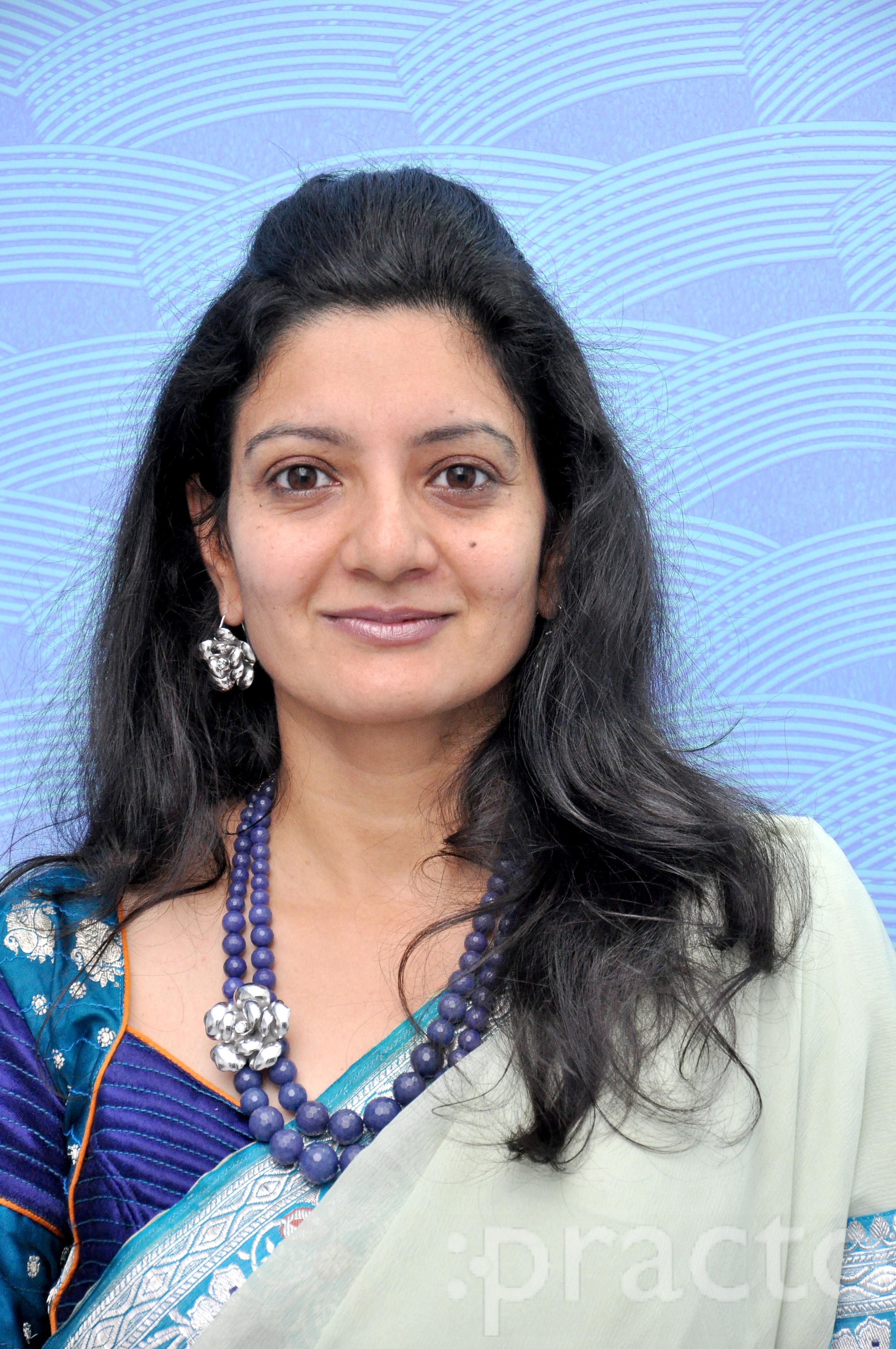 Dr. Preksha Shah - Ophthalmologist