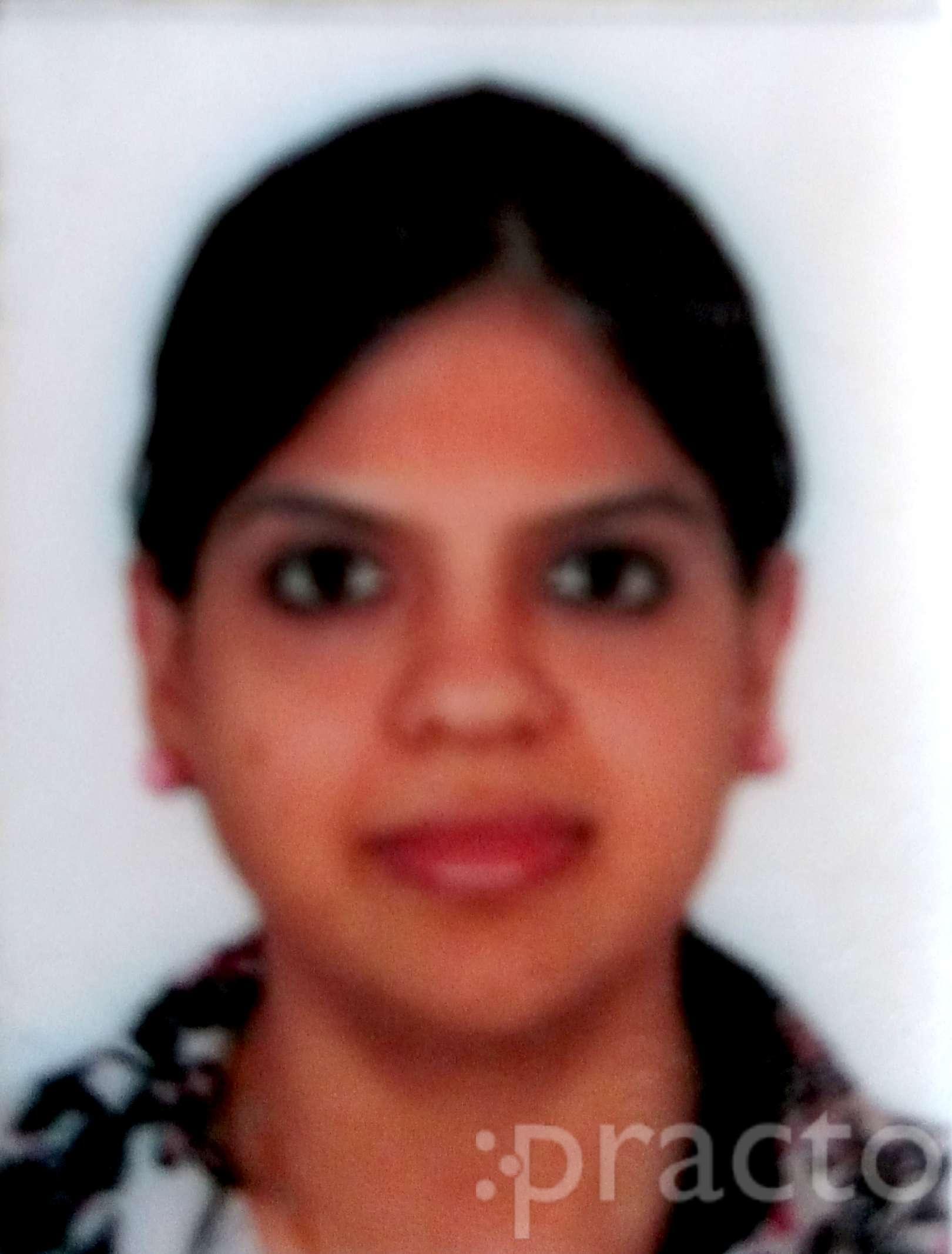 Dr. Priya Garg (PT) - Physiotherapist