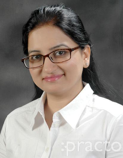 Dr. Priya Sawant - Ophthalmologist