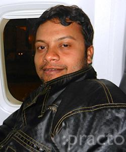 Dr. Priyank shah - Dentist
