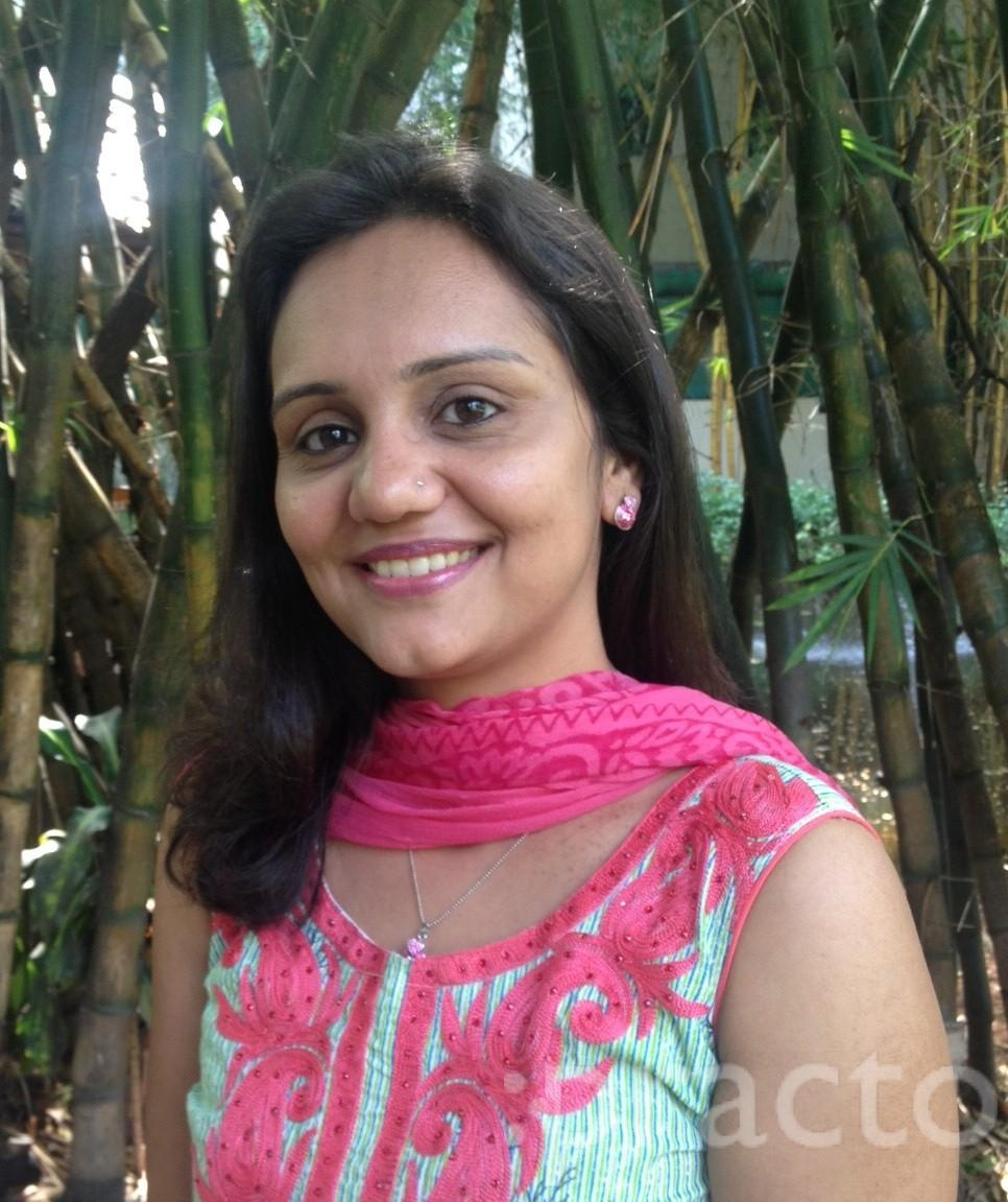 Dr. Priyanka Amit Kumar - Physiotherapist