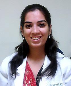 Dr. Priyanka Arora - Physiotherapist