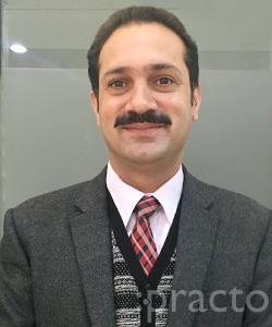 Dr. (Prof.).Prashant Chetal - Dentist