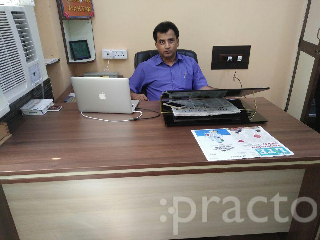Dr. (Prof.) Rashid Akhtar - Homeopath