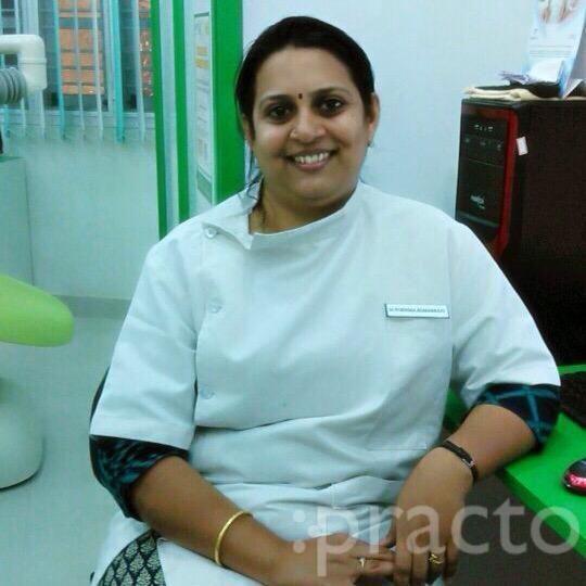 Dr. Purnima Komarraju - Dentist