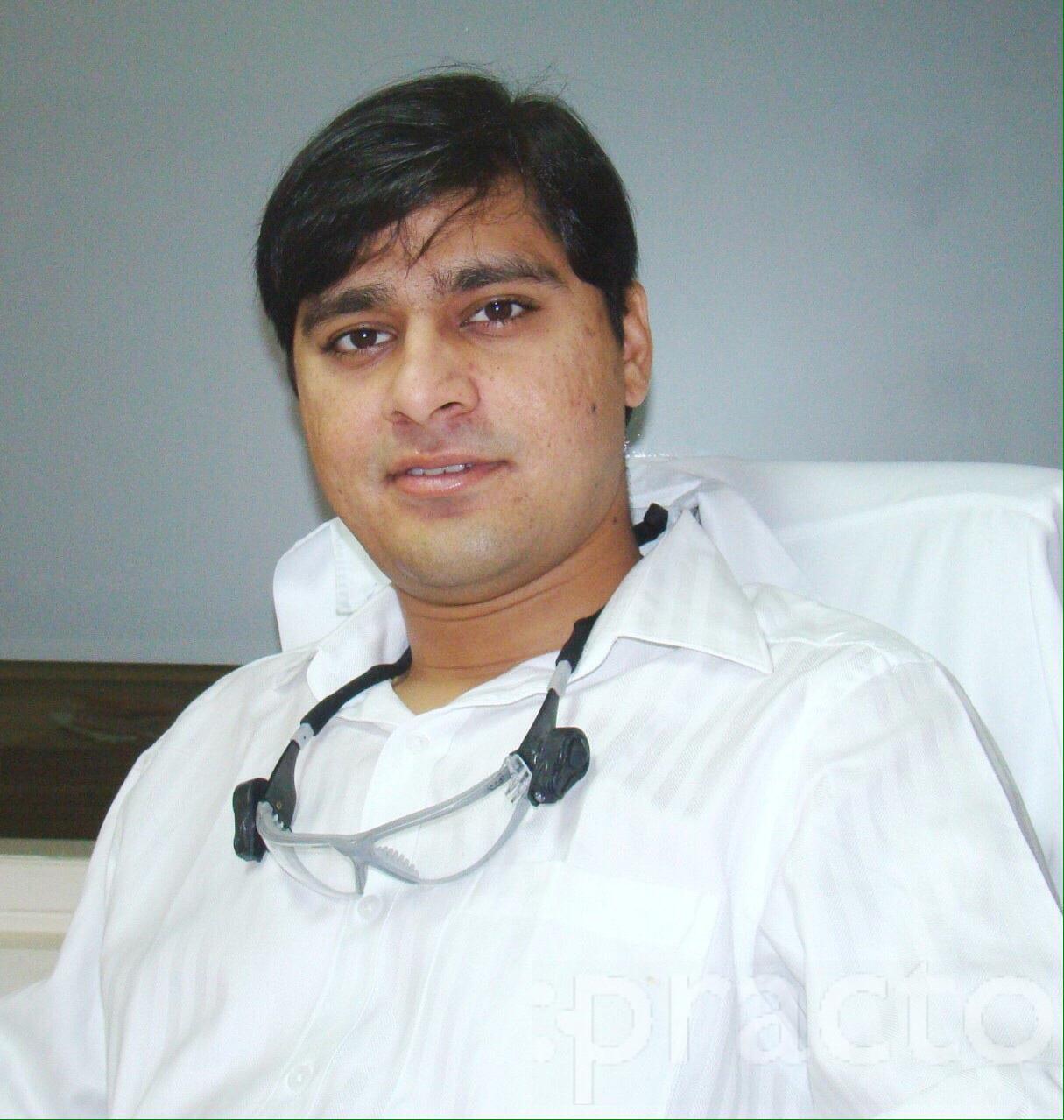 Dr. Purvesh Chauhan - Dentist
