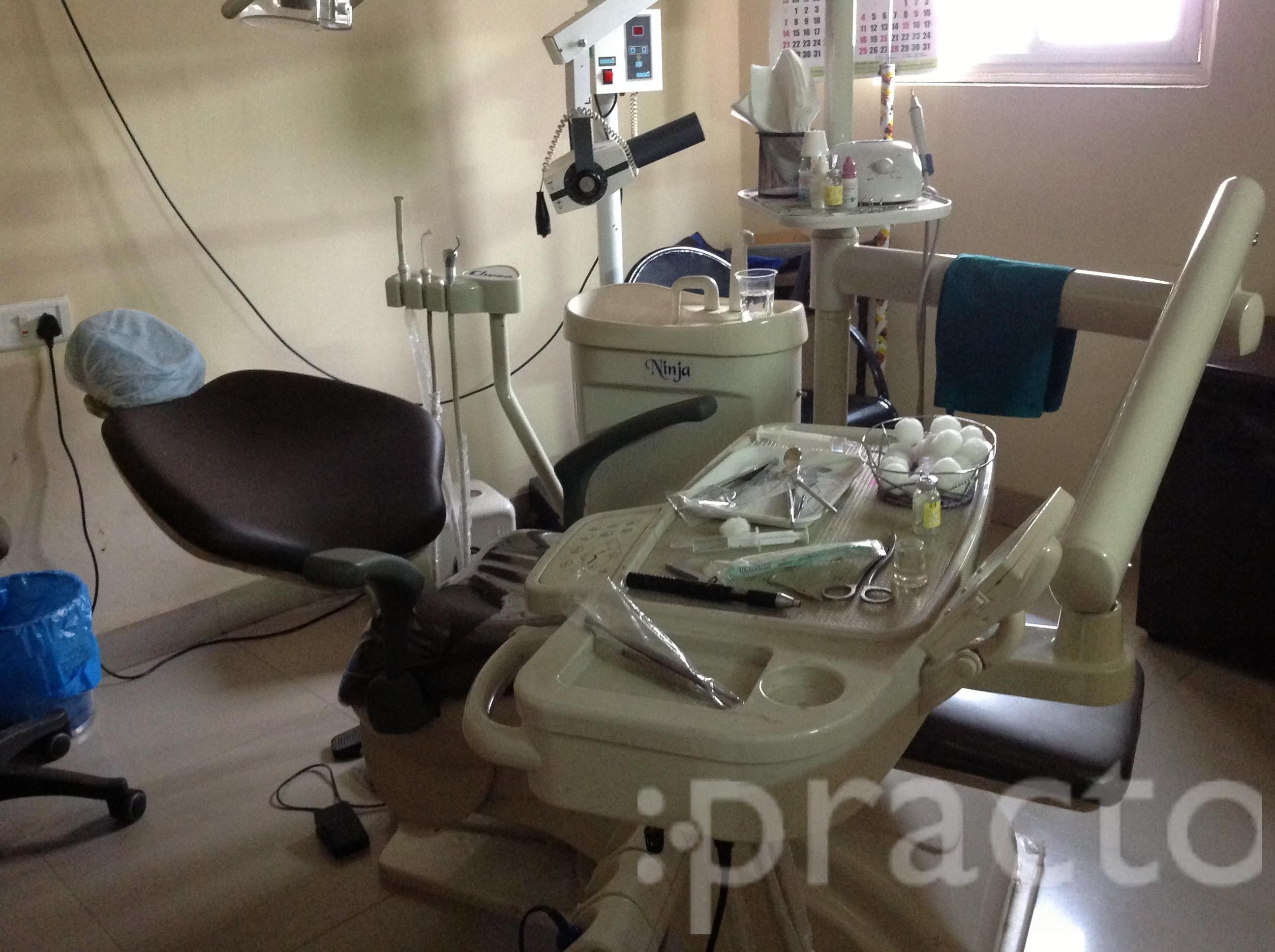 Dr. Qudsia Amir - Dentist
