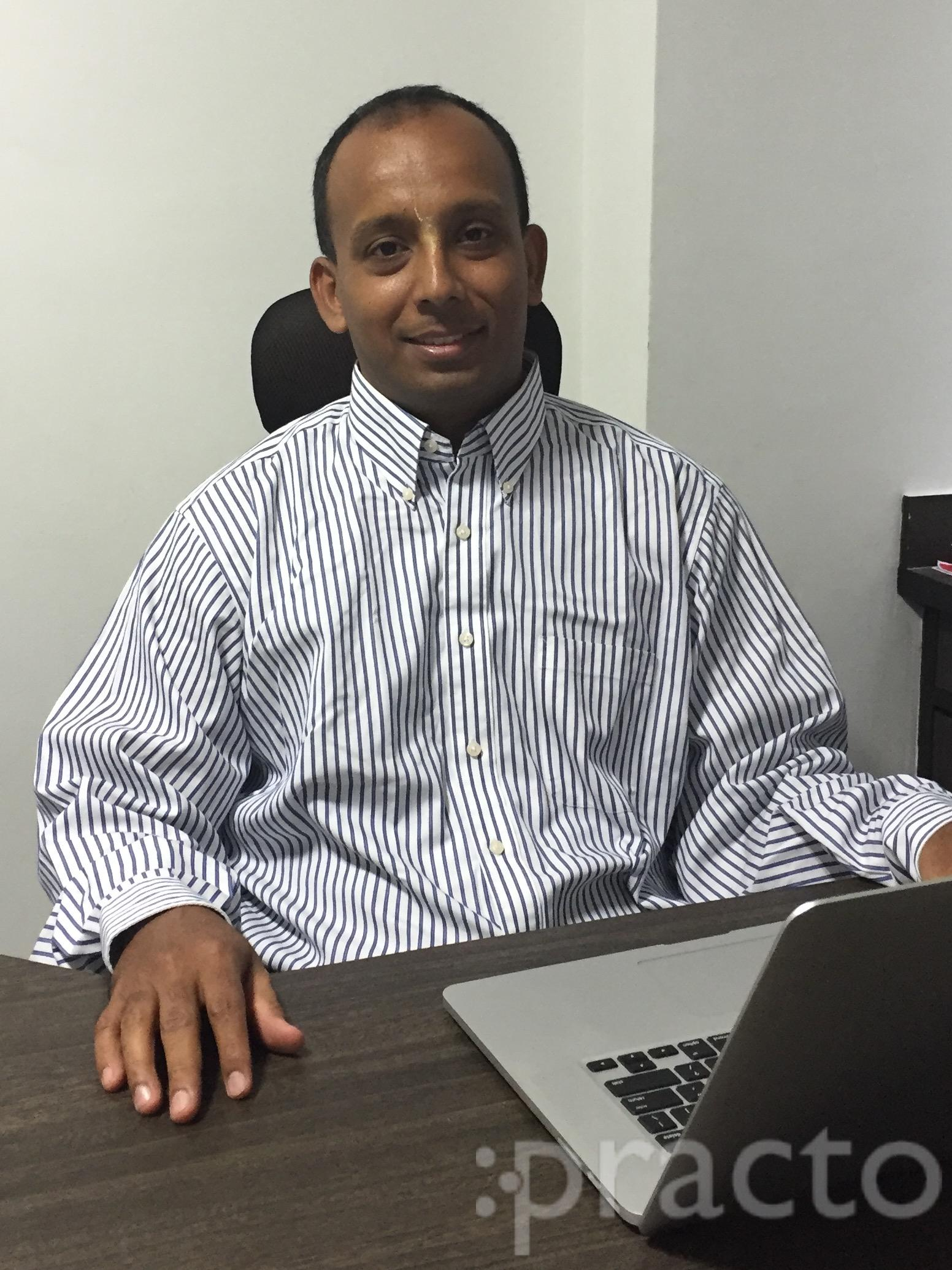 Dr. R. Gokulraj - Audiologist