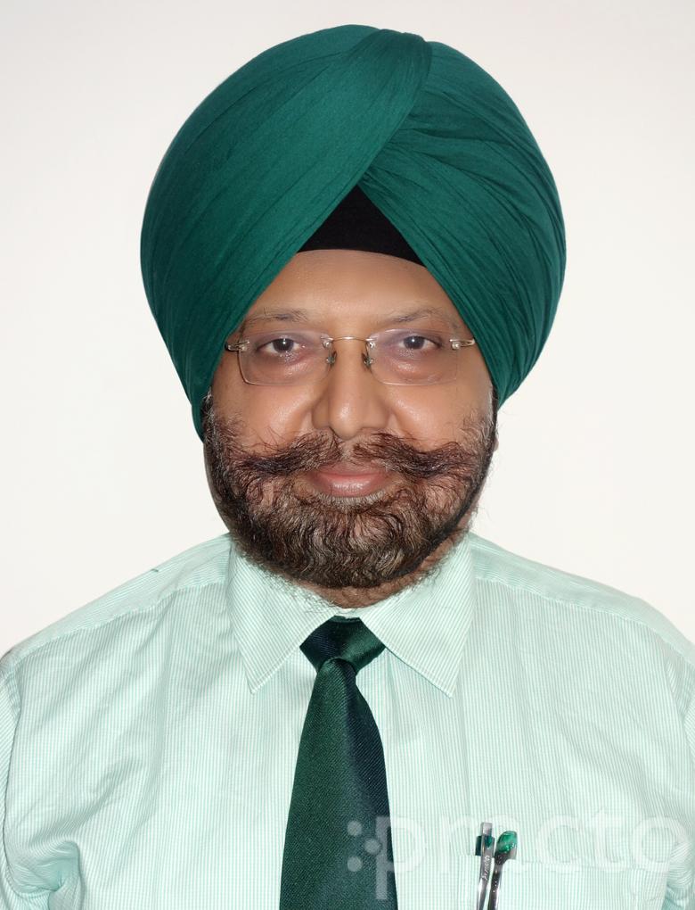 Dr. R.P Singh - Cardiologist