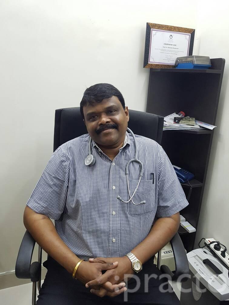 Dr. R. Ram Kumar - Endocrinologist