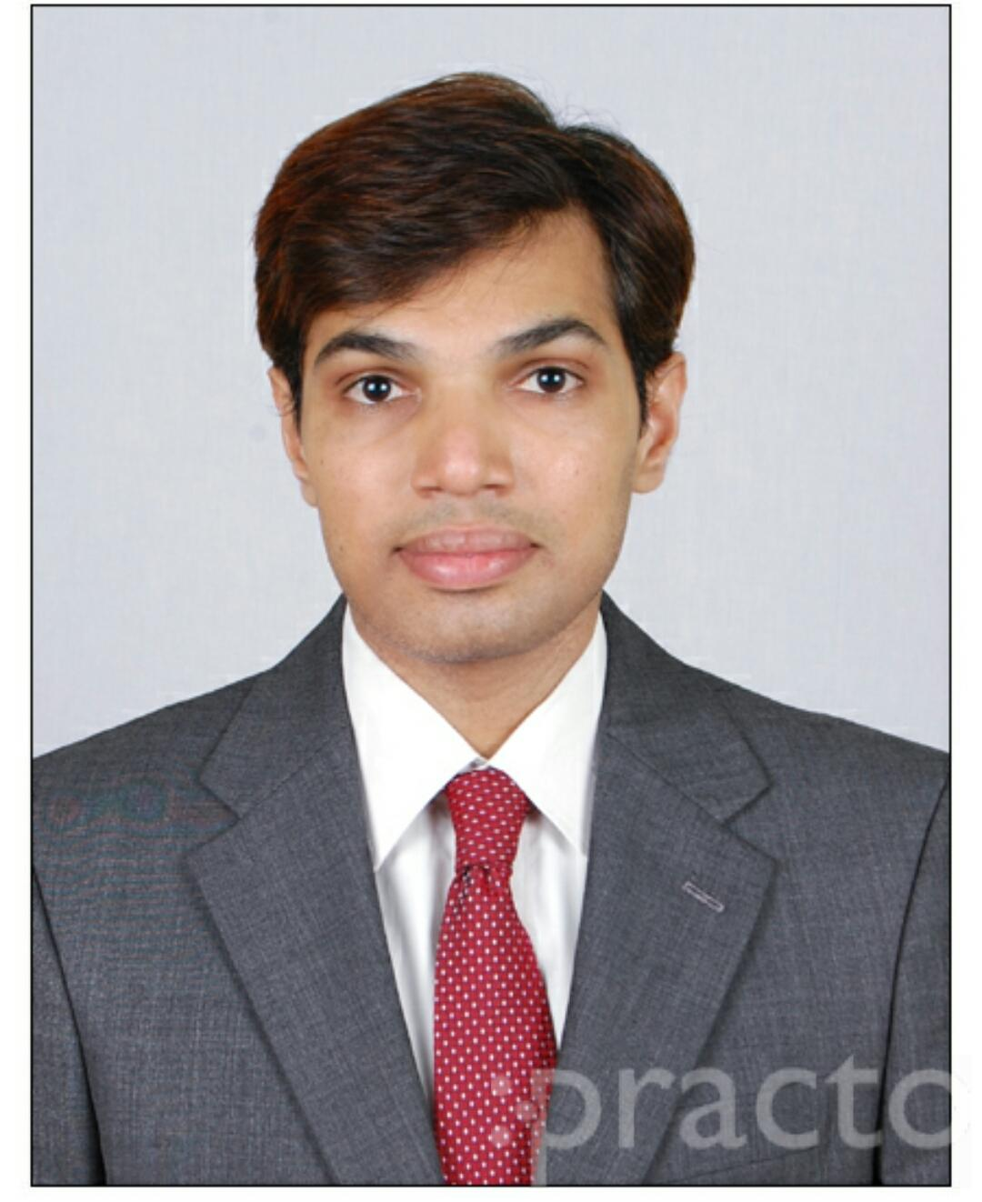 Dr. R Ramakrishna Reddy - Orthopedist