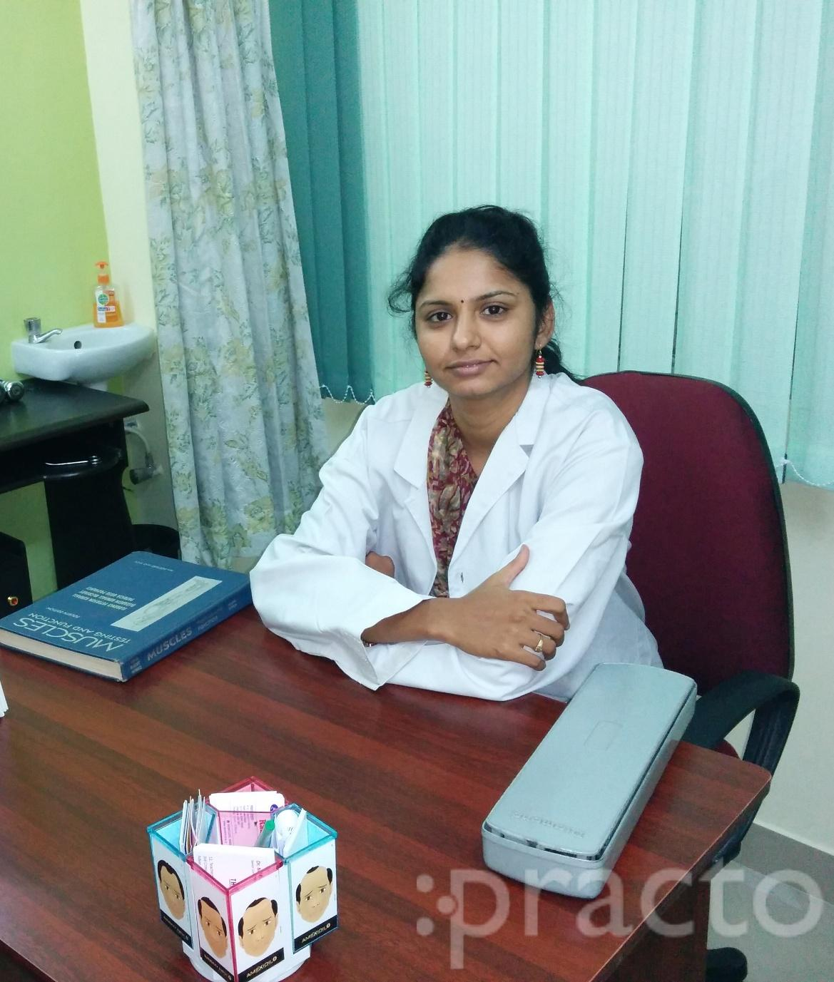 Dr. R. Vinodhini - Physiotherapist