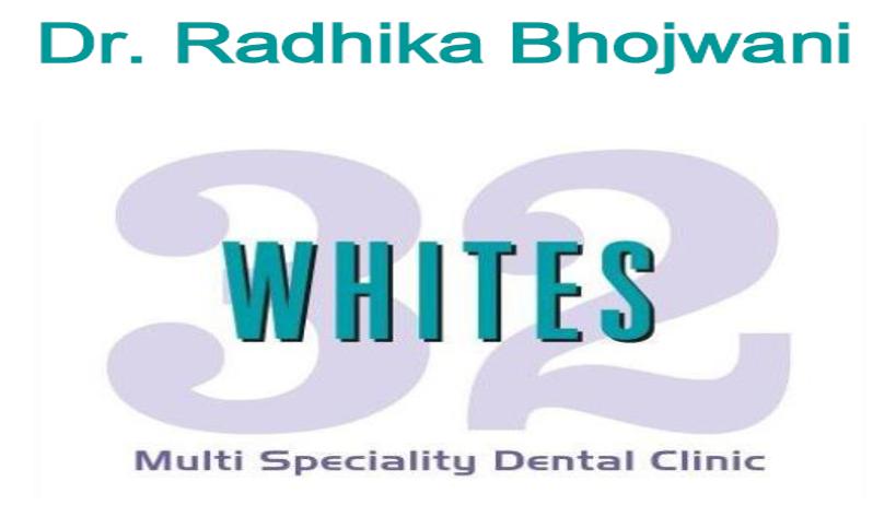 Dr. Radhika Bhojwani, 32 Whites Dental Clinic