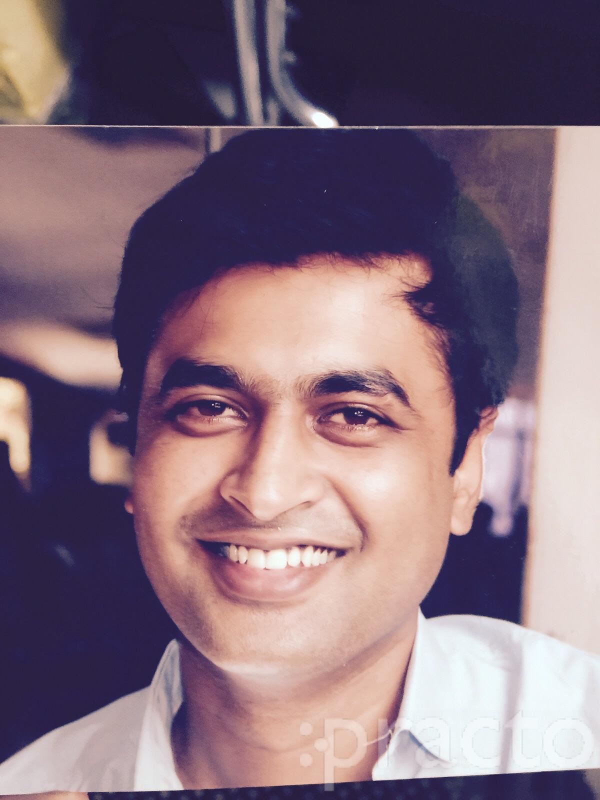 Dr. Raghav Reddy Gopi  - Dentist