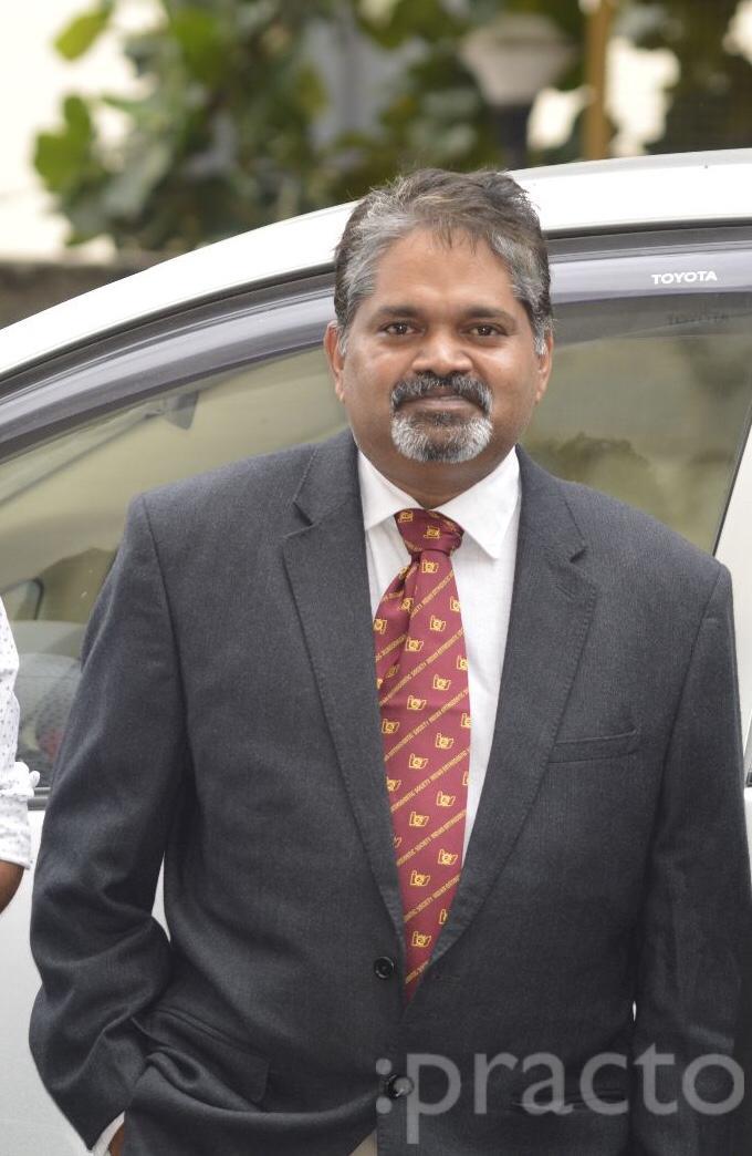 Dr. Raghunandan C - Dentist