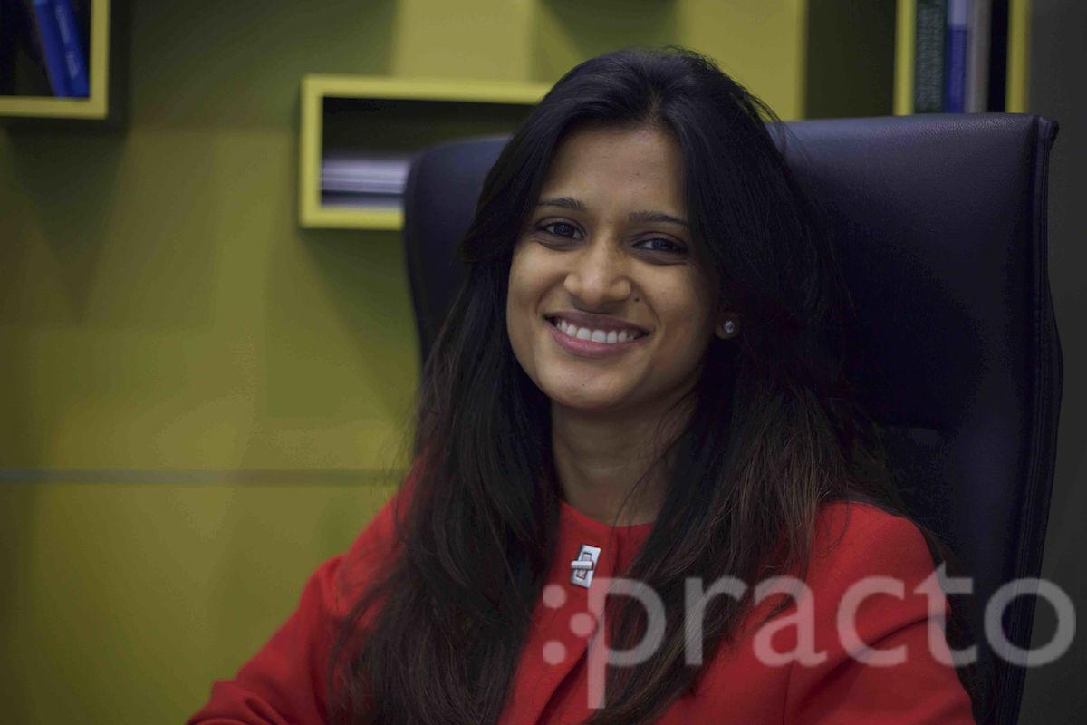 Dr. Ragini Parmar - Dentist