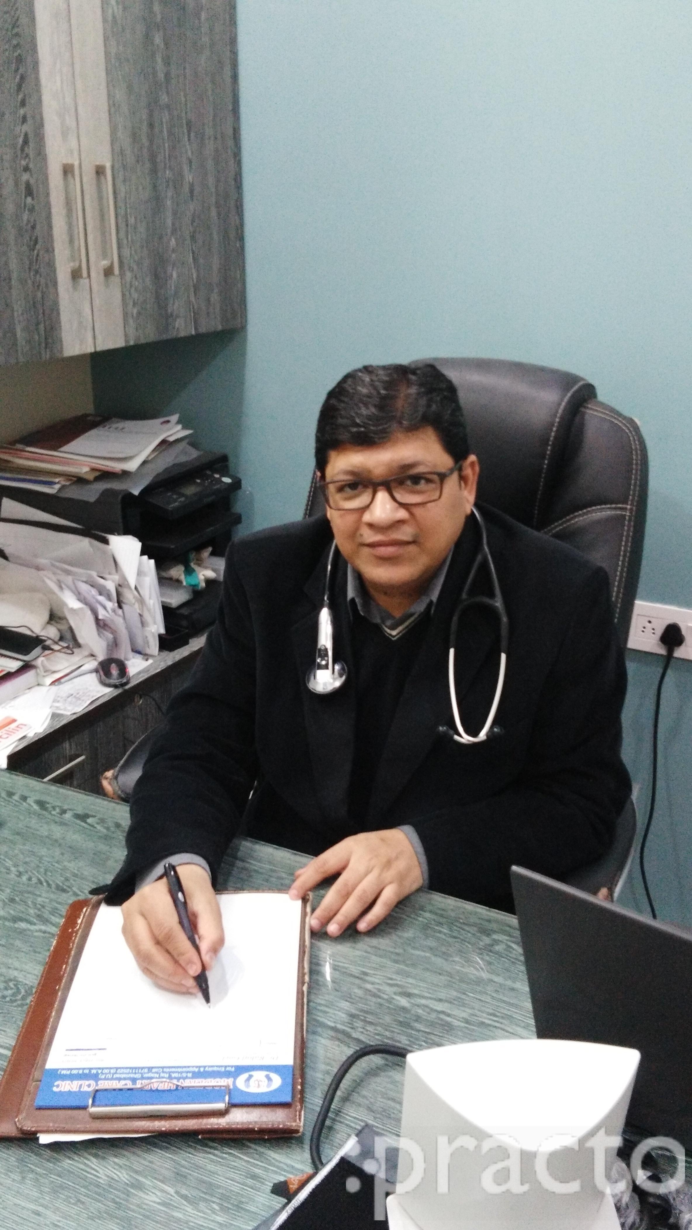 Dr. Rahul Goel - Cardiologist