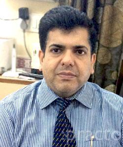 Dr. Rahul Kamra - Dentist