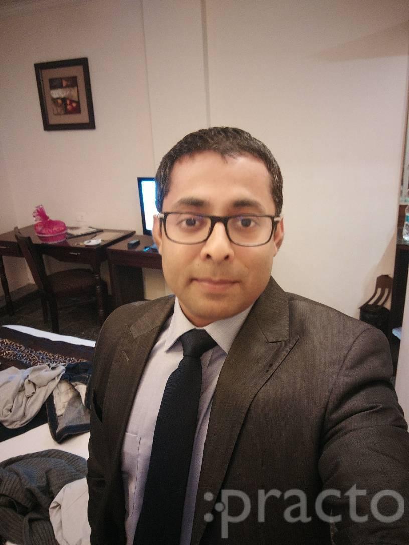 Dr. Rahul Mathur - Dentist