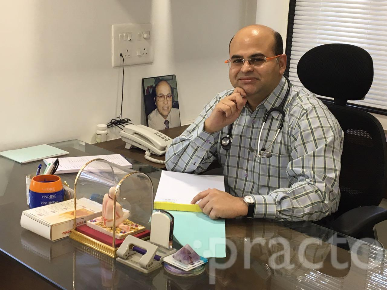 Dr  Rahul Pai - General Physician - Book Appointment Online