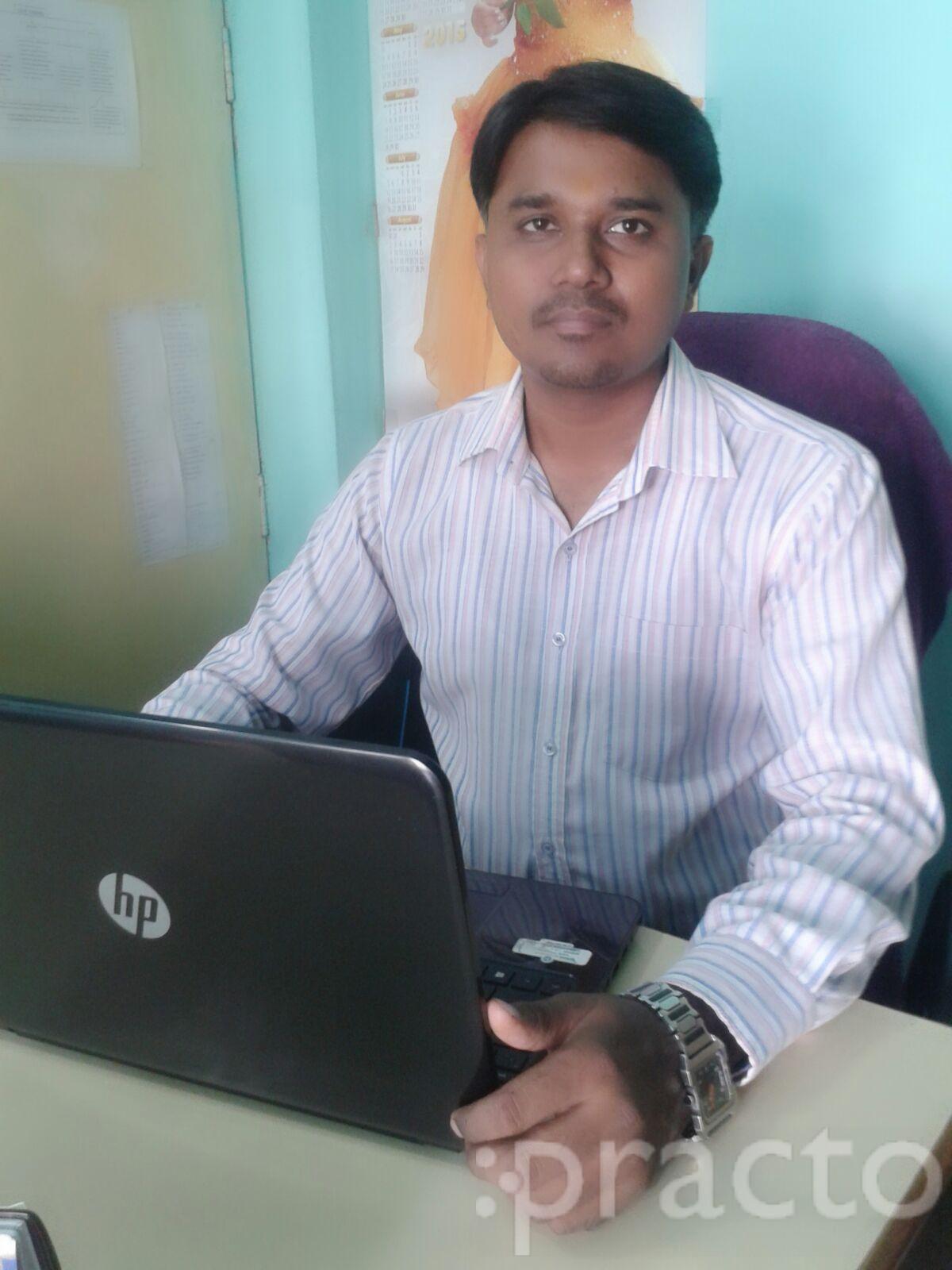 Dr. Raj Kumar Singh - Homeopath