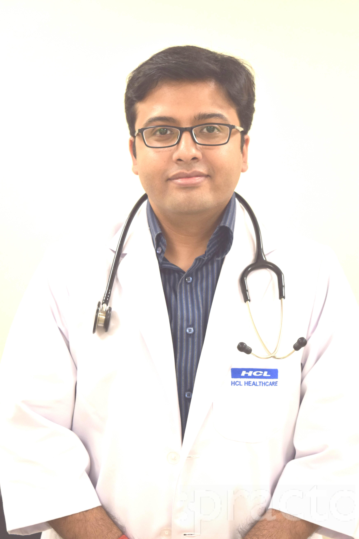 Dr. Rajat Makhija - General Physician