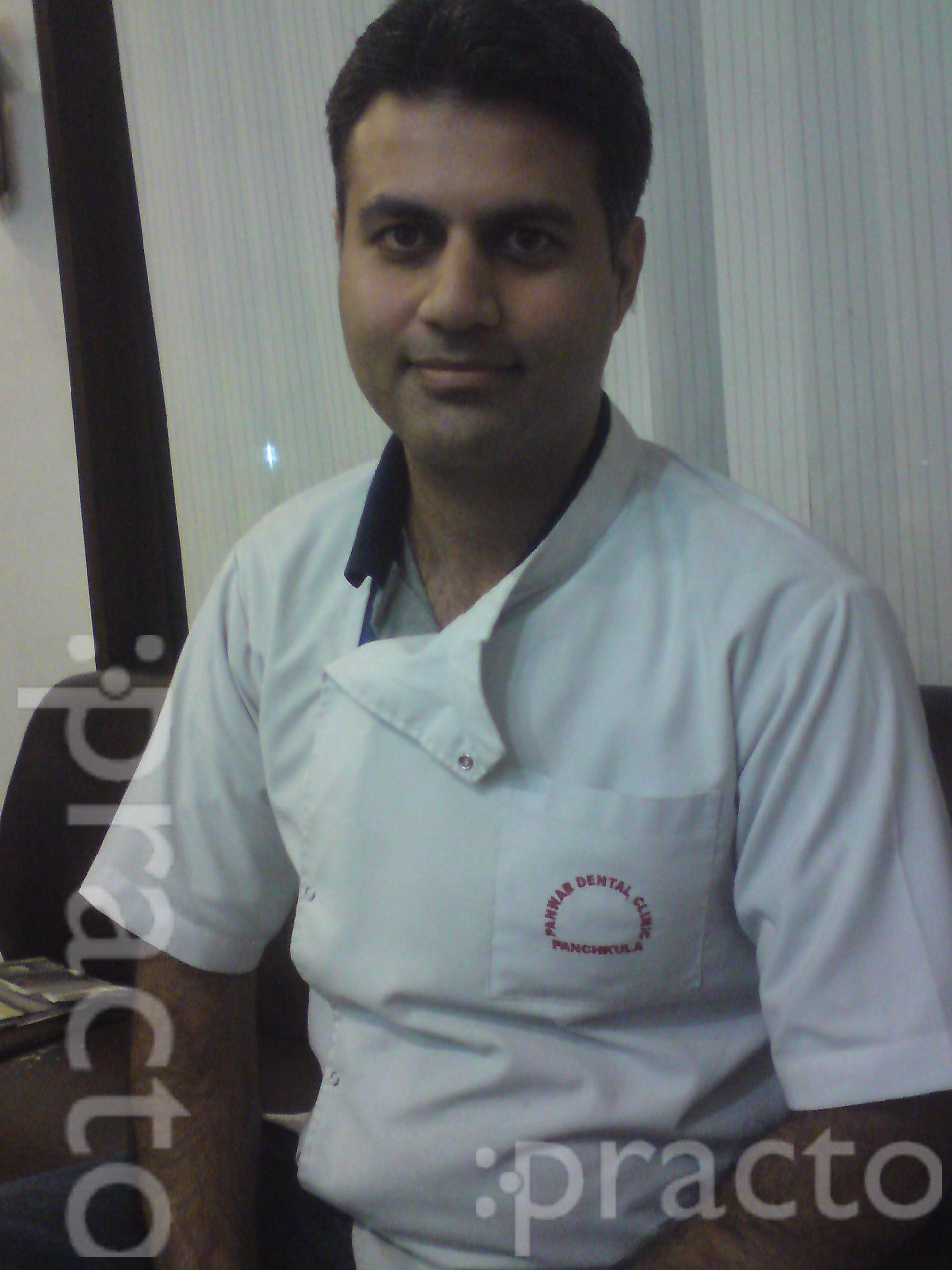 Dr. Rajat Sahotra - Dentist