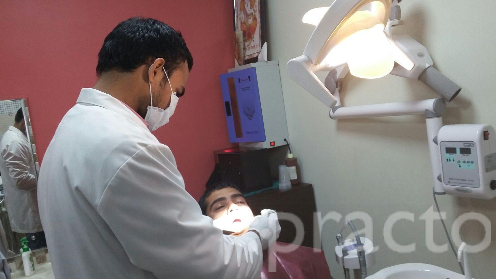 Dr. Rajat Singh - Dentist