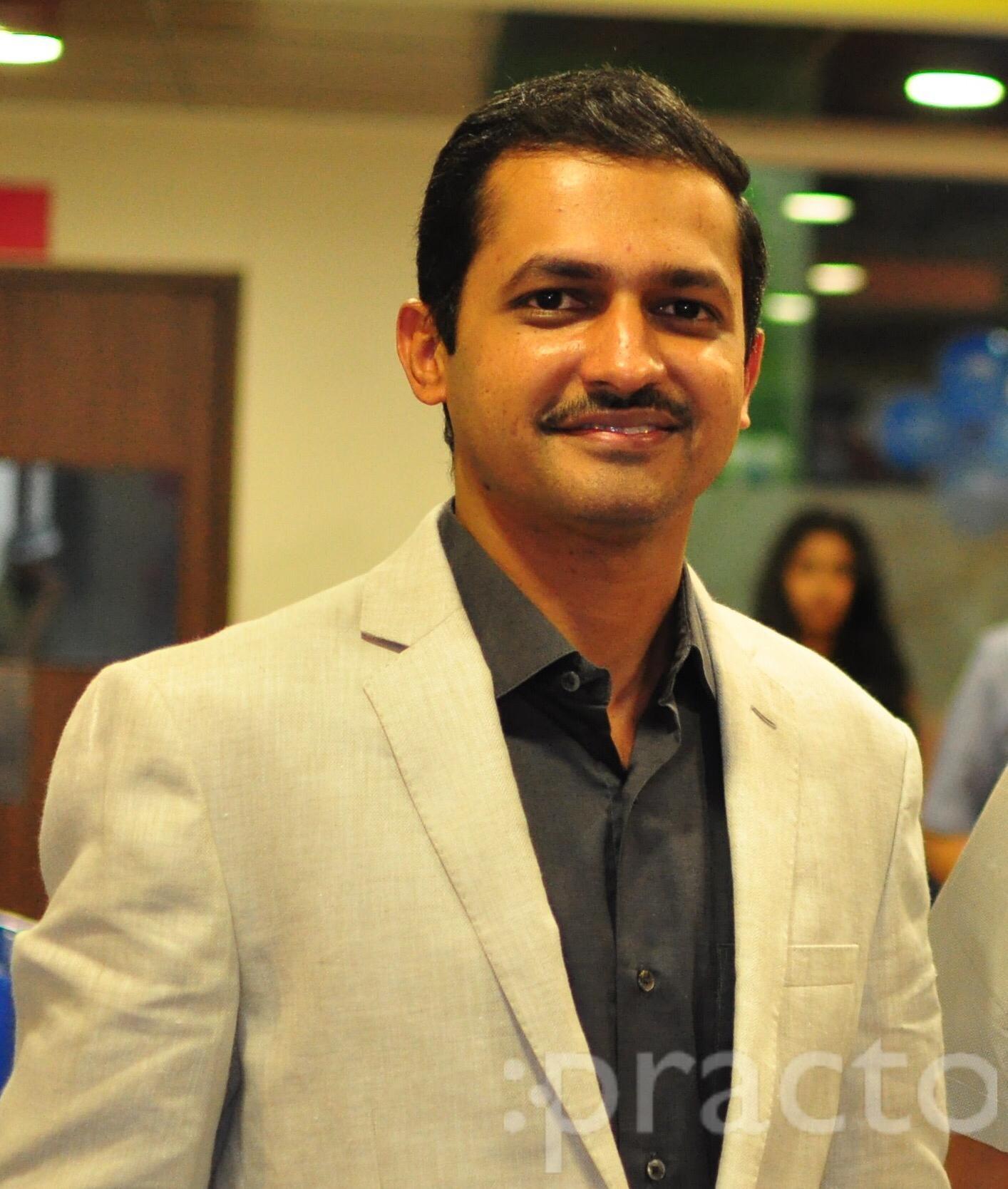 Dr. Rajeev Bashetty - Urologist