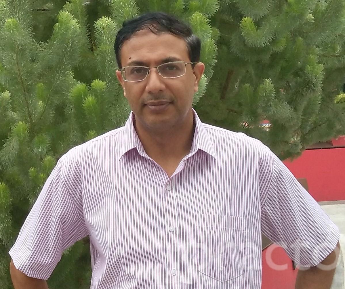 Dr. Rajesh Kumar - Pediatrician