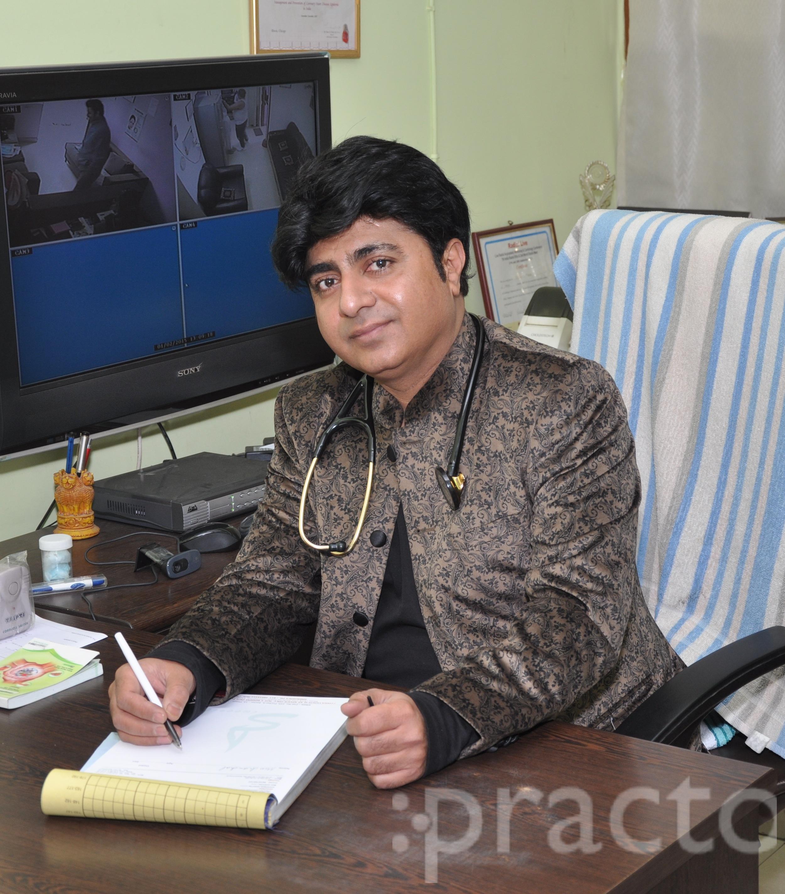 Dr. Rajesh Madan - Cardiologist