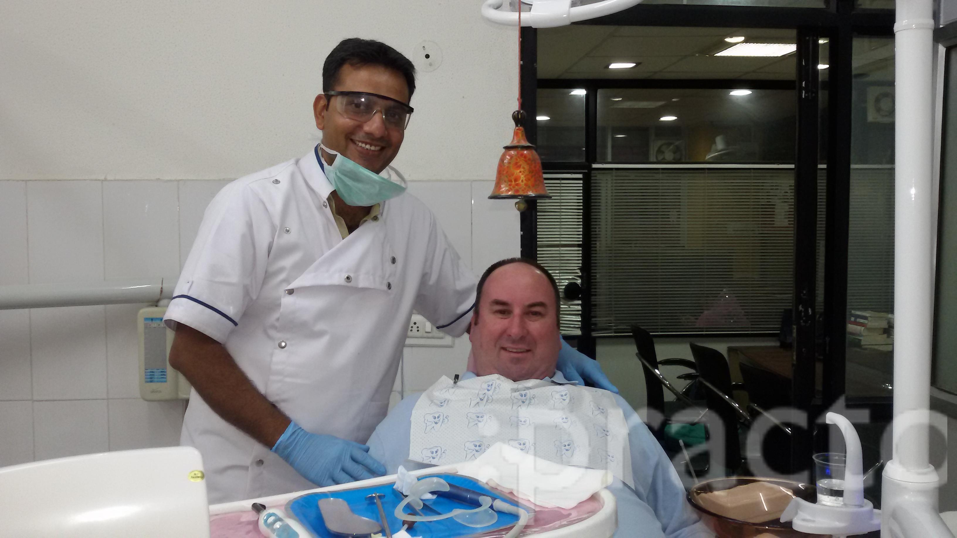 Dr. Rajesh Sharma - Dentist