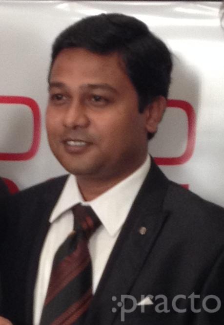 Dr. Rajiv Barai - Dentist