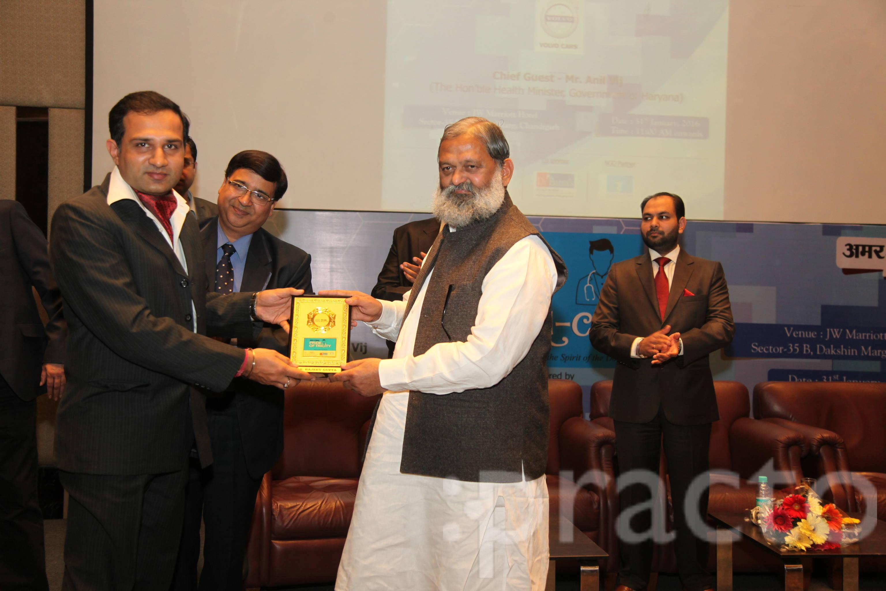 Dr. Rajiv Gupta - Internal Medicine