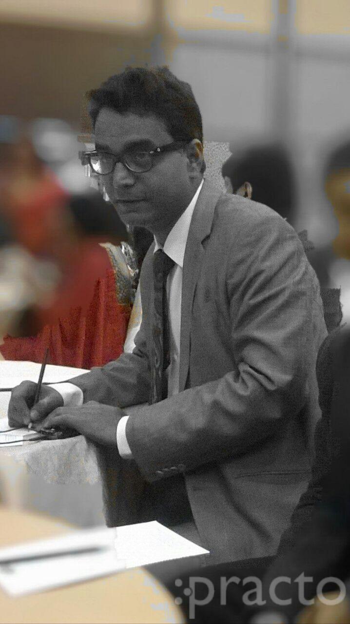 Dr. Rajiv Singh - Pediatrician