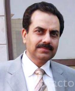 Dr. Rajiv Verma - Pediatrician