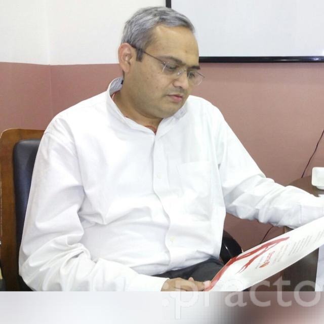 Dr. Rajnish Kumar - Neurologist