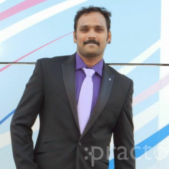 Dr. Raju Singam Shetty - Dentist