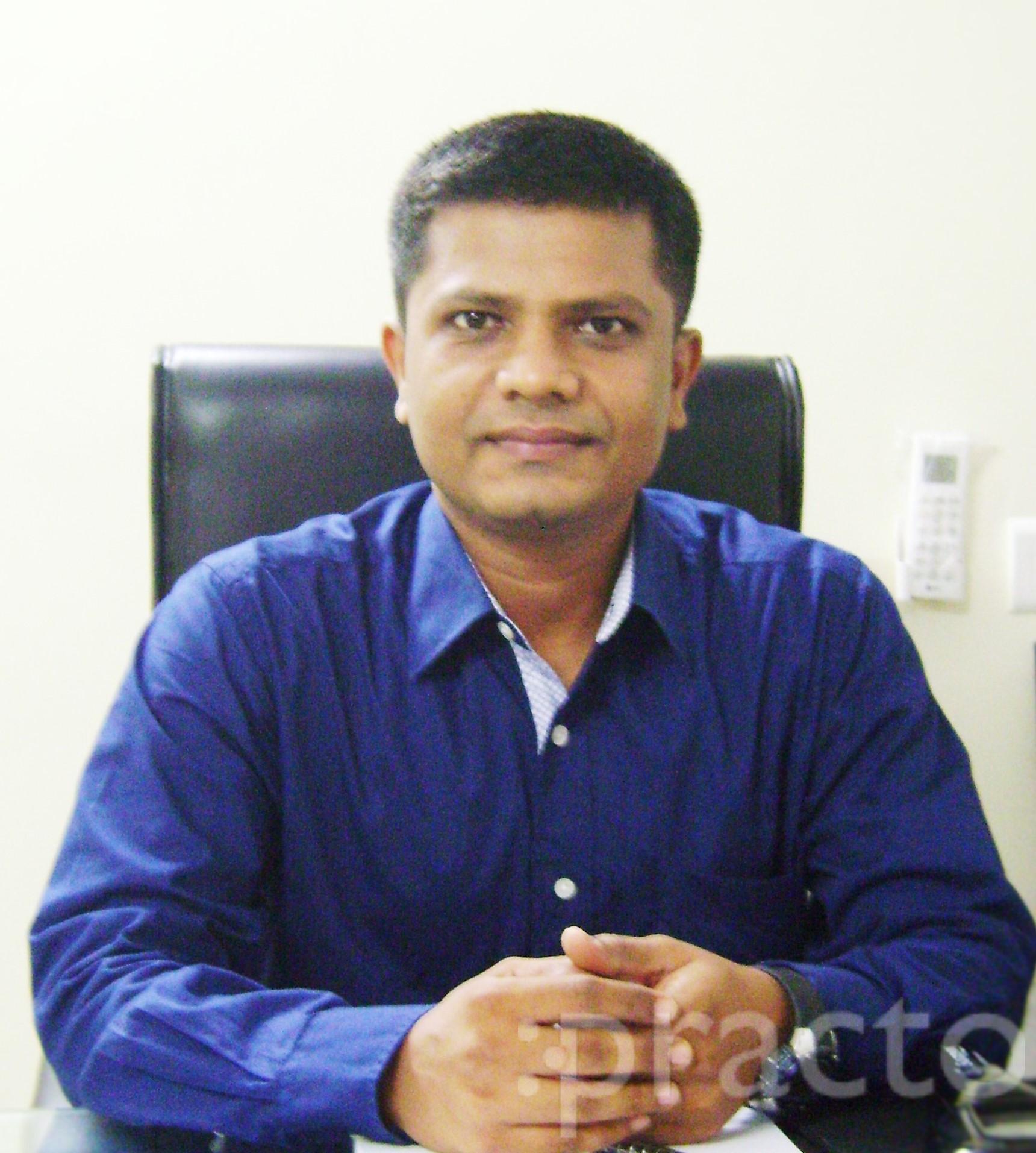 Dr. Rakesh Patel - Dermatologist