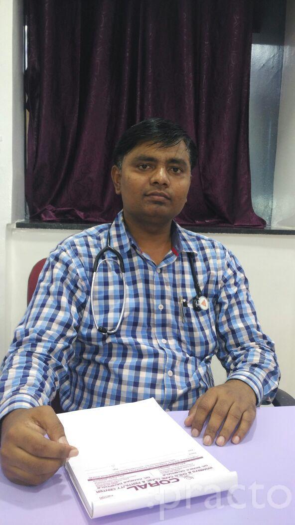 Dr. Ramdas Dahiphale - Paediatric Intensivist