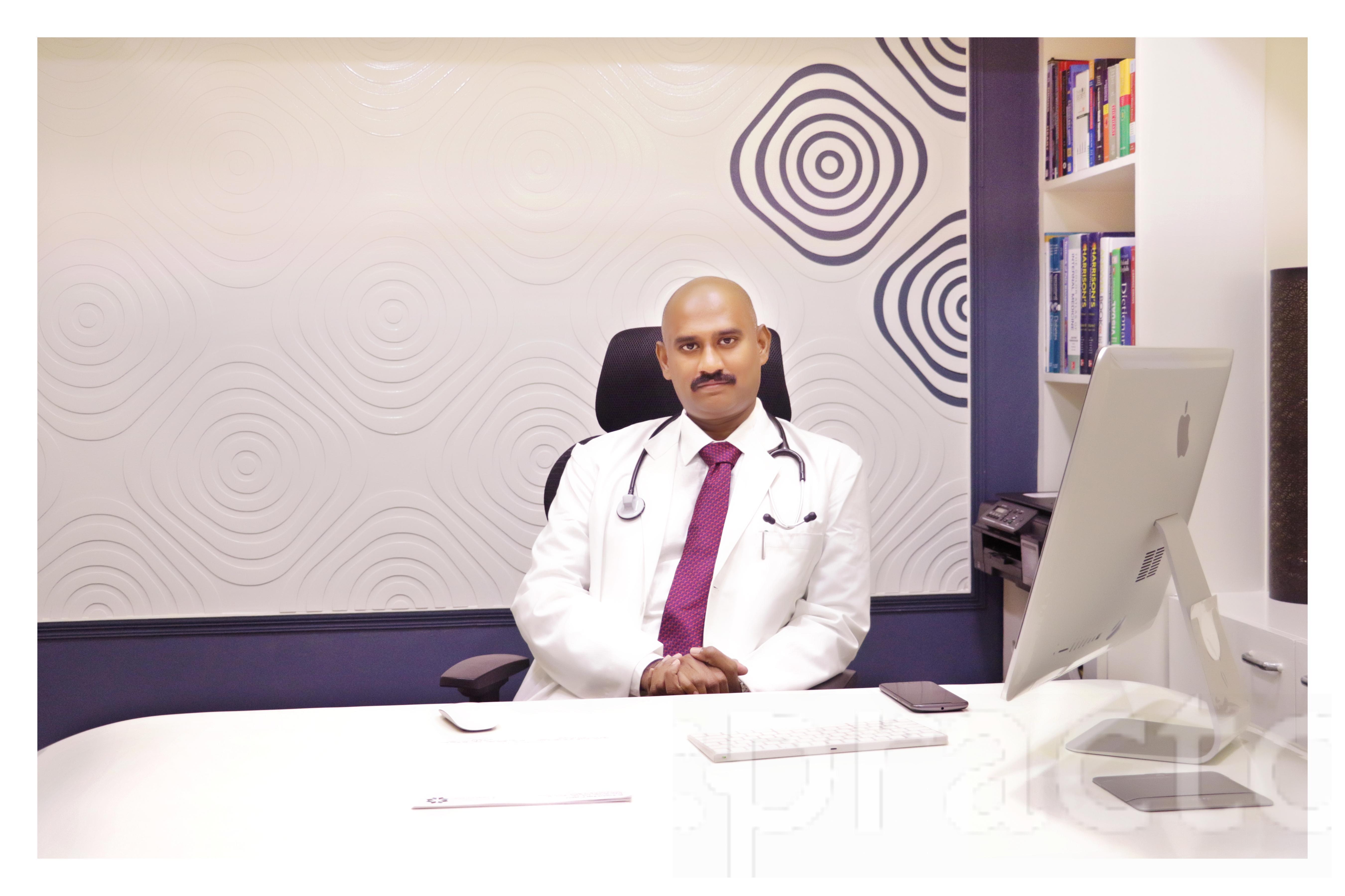 Dr. Ramesh Raja Prabhoo - Diabetologist