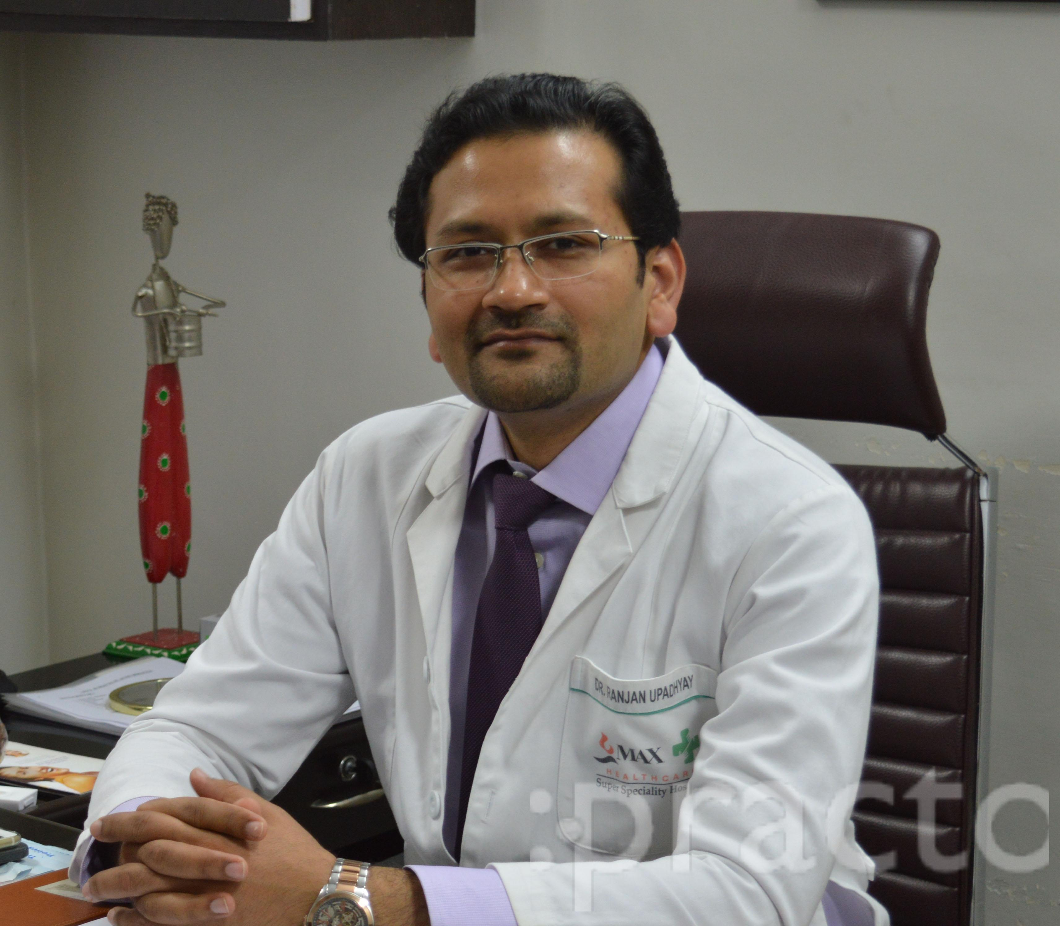 Dr. Ranjan Upadhyay - Dermatologist