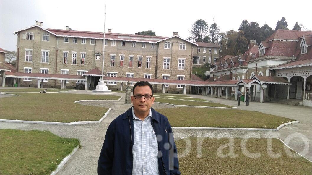 Dr. Ranjit Singh - Pulmonologist