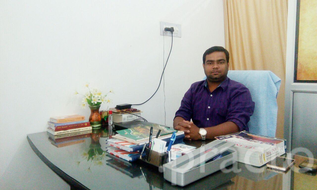 Dr. Ravi Singh - Homeopath