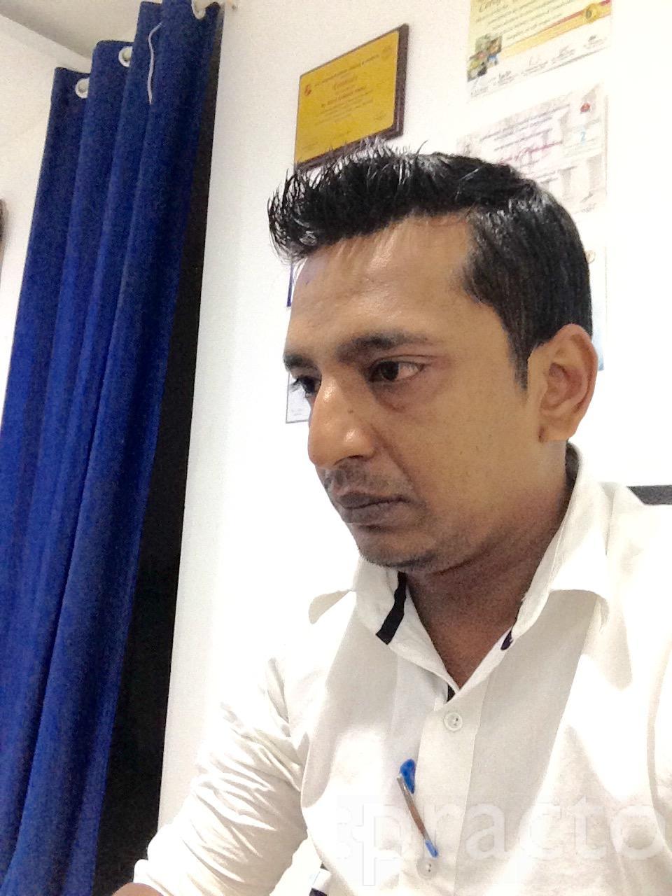 Dr. Ravi Sinha - Dentist