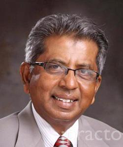 Dr. Ravi T Santosham - Pulmonologist
