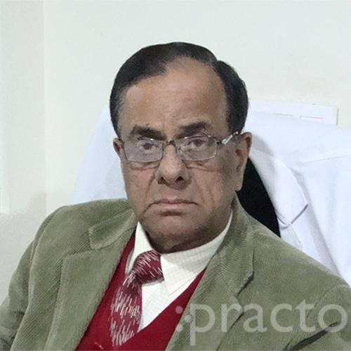 Dr. Ravinder Sood - Ophthalmologist